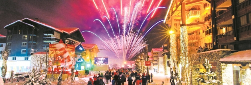 Val d'Isere New Year