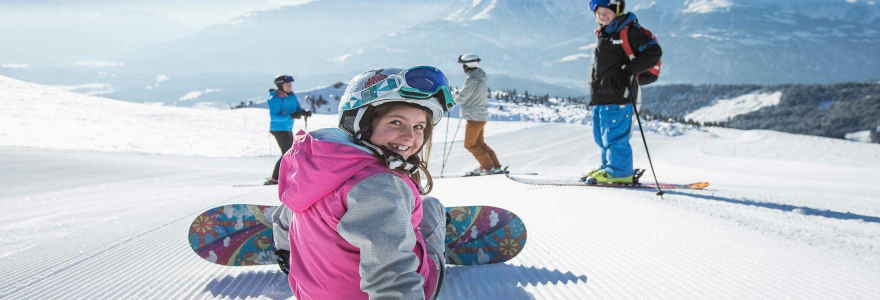 Laax welcomes familes