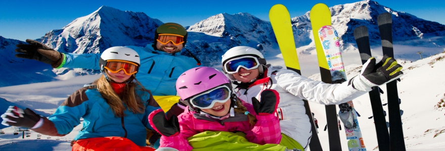 Flaine welcomes families